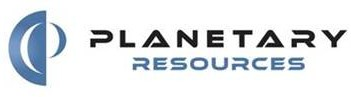 Logo firmy Planetary Resources / Credit: Planetary Resources