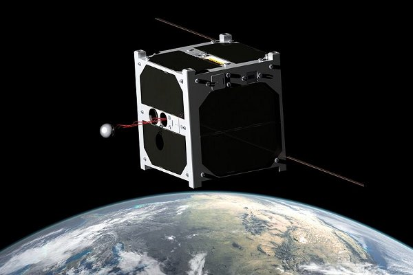 ESTCube-1 - pierwszy satelita Estonii / Credits - ESTCube