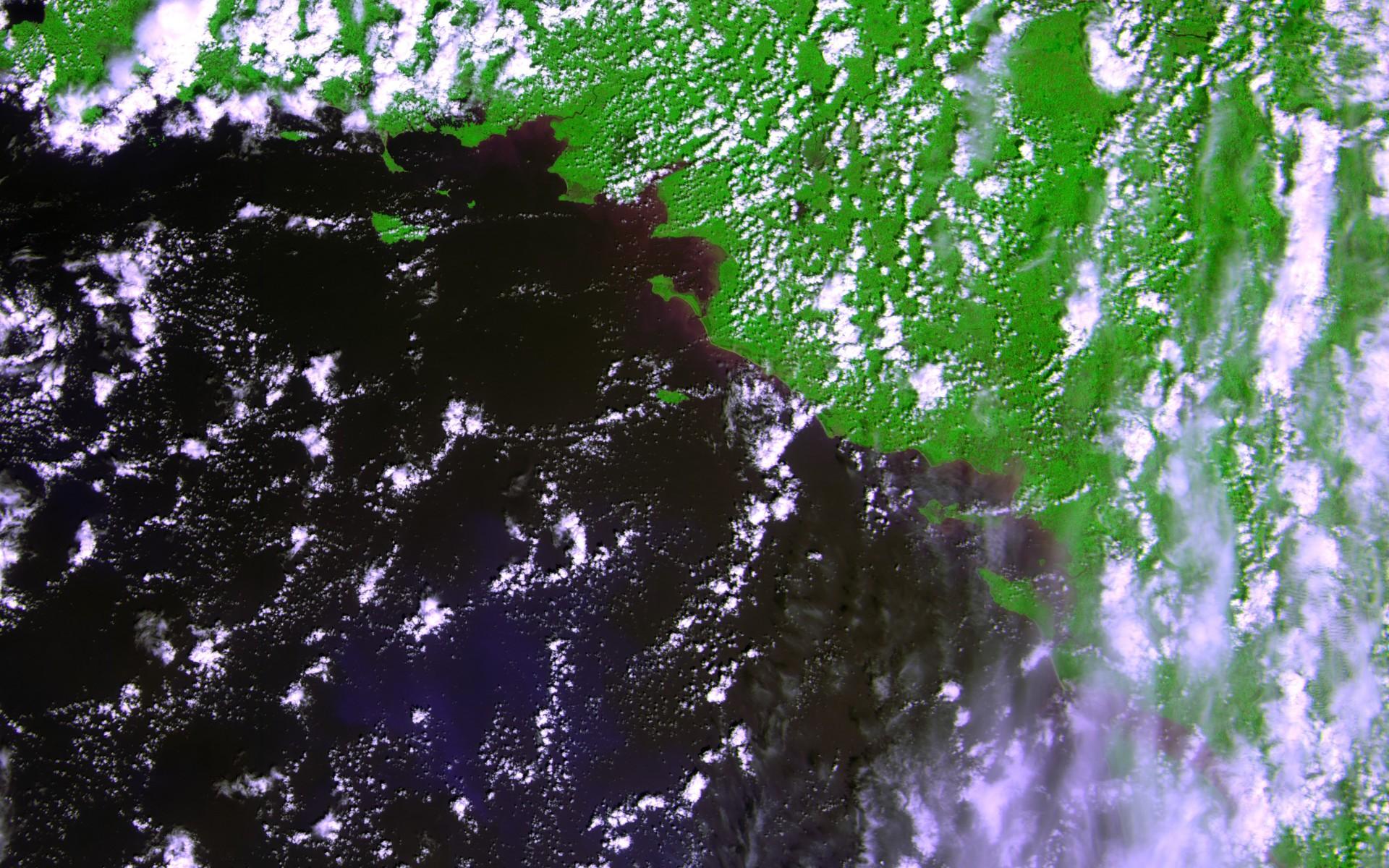 Pierwszy obraz satelity Proba-V / Credit: ESA