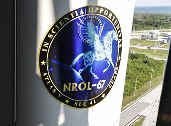 Logpo misji NROL-67