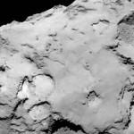 Zbliżenie miejsca C, kandydata na lądowisko Philae / Credit: ESA/Rosetta/MPS for OSIRIS Team MPS/UPD/LAM/IAA/SSO/INTA/UPM/DASP/IDA