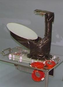Microwave Instrument for the Rosetta Orbiter (MIRO) / Credit: ESA