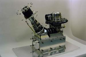 Spektrometr mas DMFS przyrządu ROSINA - jednego z instrumentów sondy Rosetta