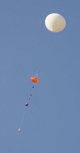 Start balonu stratosferycznego / Credits - Daniel Kaczmara