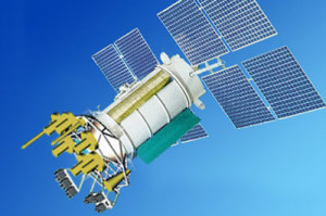 Satelita typu Meridian / Credit: NPO PM