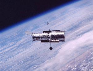 Kosmiczny Teleskop Hubble / Źródło: NASA