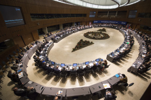 Obrady Rady Ministerialnej ESA, 2 grudnia 2014, Luksemburg