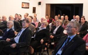 """Publiczność konferencji """"Astronomia i edukacja"""""""