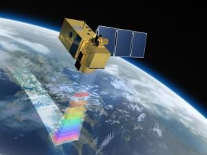 Satelita Sentinel-2A / Credits - ESA, Airbus