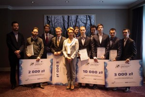 Finalists and Partners of the Galileo Masters 2014 Polish Edition