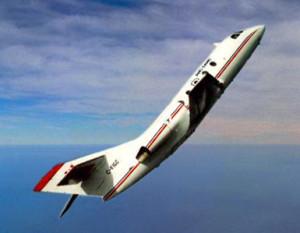 Kanadyjski Falcon 20 do lotów parabolicznych / Credit: ESA