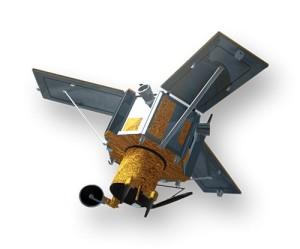 Ikonos - przykład satelity HR / Credits - Digital Globe