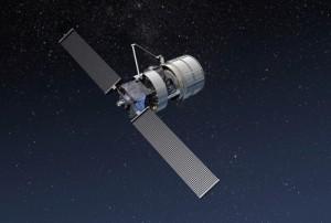 Jupiter-Exoliner w przestrzeni kosmicznej / Credit: Lockheed Martin