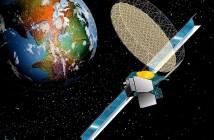 Satelita Thuraya-1 / Credit: Boeing