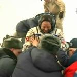 Barry Wilmore opuszcza kapsułę Sojuza TMA-14M