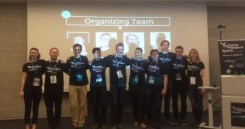 Organizatorzy tego wydarzenia  / Credits - Space Startup Weekend