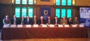 Podpisanie listu intencyjnego o współpracy pomiędzy Pomorzem a Mazowszem w sektorze kosmicznym / Credits - Krzysztof Kanawka, kosmonauta.net
