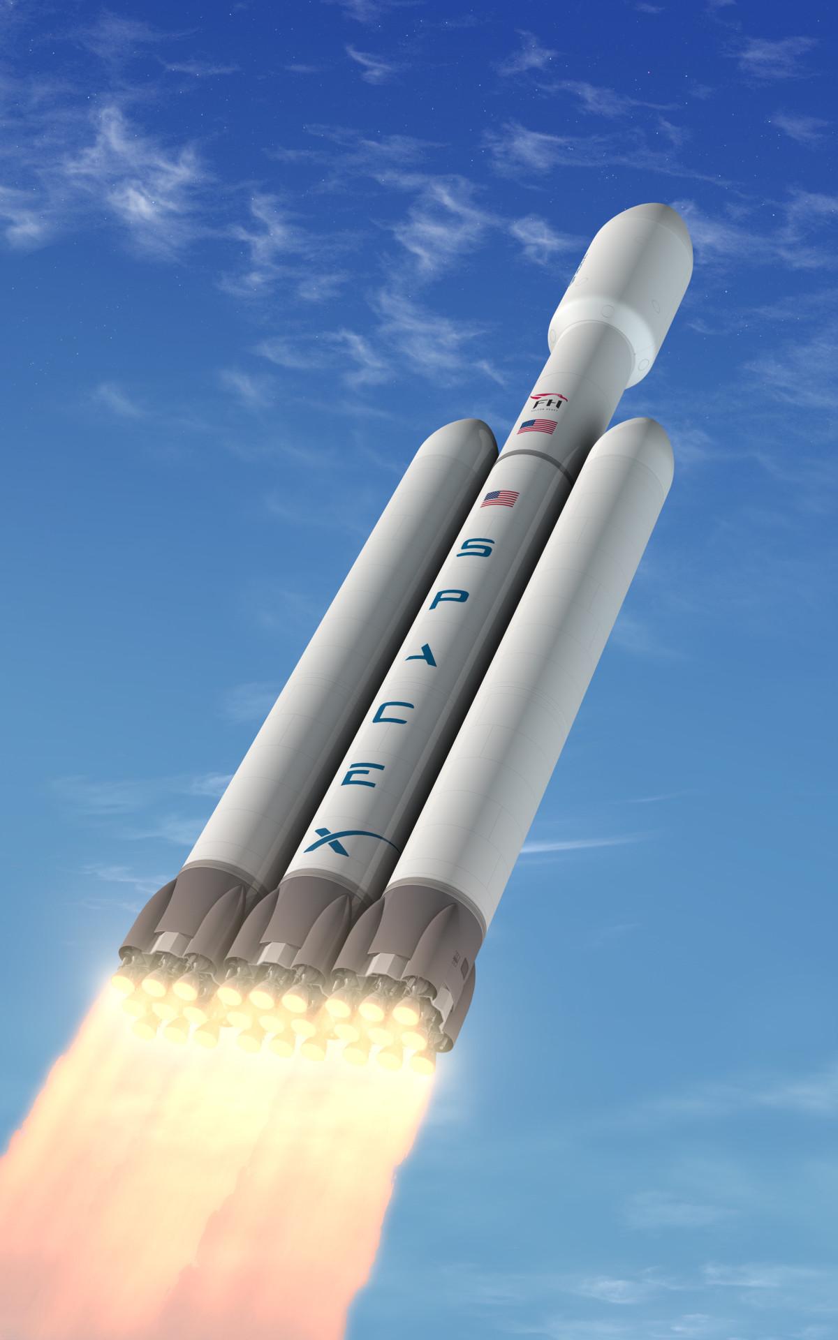 Ariane 5 popularniejsza od Falcona 9 w 2015