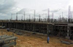 Budowa stanowiska startowego dla Cyklona-4 w Alcantara / Credit: Alcantara Cyclone Space
