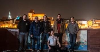 Zespół misji JADE / Credits - Jędrzej Kowalewski
