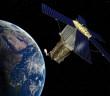 WorldView-4 (dawny GeoEye-2) - wizualizacja / Credit: Lockheed Martin, DigitalGlobe
