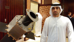 Omar Sharaf, kierownik projektu sondy Hope / Credit: Emirates Institution For Advanced Science & Technology