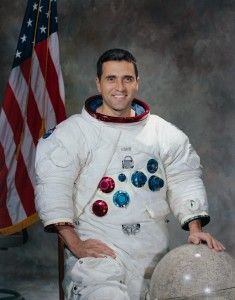 Harrison Schmitt/ Credits:  European Space Foundation