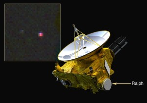 Detekcja metanu na Plutonie, wykonana przez instrument Ralph sondy New Horizons / Credits -  NASA/Johns Hopkins Applied Physics Laboratory/Southwest Research Institute