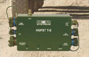 Wojskowy platformowy odbiornik GNSS z modułem SAASM, HGPST_T-E, firmy Hertz Systems / Credit: Hertz Systems
