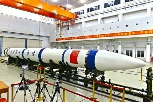 Jedno z niewielu dostępnych rakiet Kuaizhou / CZ-11 / Credits - ???