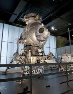 Radziecki lądownik księżycowy / Credits: Science Museum