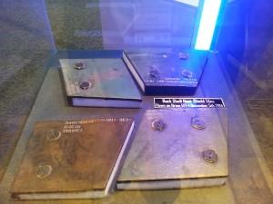 Płytki z kapsuły Orion z misji EFT-1 / Credits - K. Kanawka, Blue Dot Solutions