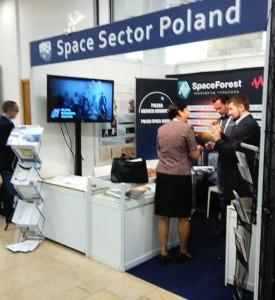 Rozmowy z przedstawicielką chińskiego sektora kosmicznego / Credits - Maciej Mickiewicz, Blue Dot Solutions