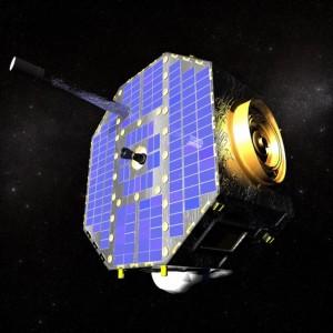 Grafika przedstawiająca satelitę IBEX agencji NASA / Źródło: NASA