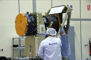 Teleskop satelity CHEOPS / Credit: Airbus Defence and Space