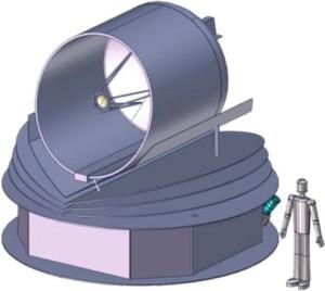 Ogólny wygląd koncepcji NGCryoT / Credits - ESA