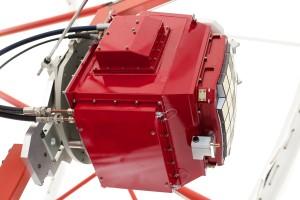 Prototypowa kamera GCT teleskopu CTA / Credit: Akira Okumura