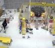 Koniec instalacji luster JWST / Credits - NASA